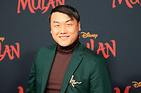 "LOS ANGELES - MAR 9:  Doua Moua at the ""Mulan"" Premiere at the Dolby Theater on March 9, 2020 in Los Angeles, CA"