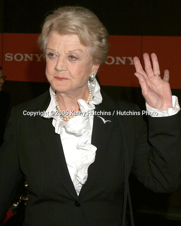 Angela Lansbury  .Sony Corporate Party.Rodeo Drive.Beverly Hills , CA.September  30, 2006.©2006 Kathy Hutchins / Hutchins Photo....