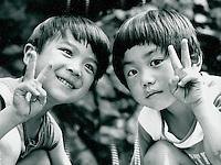 Kinder in Japan