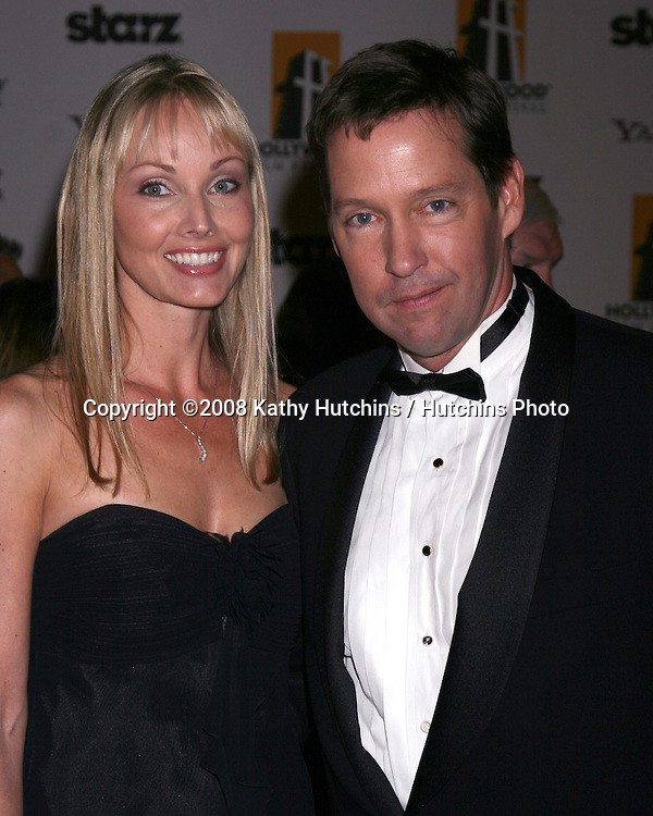 DB Sweeney arriving to the Hollywood Film Festival Awards Gala at the Beverly Hilton Hotel in Beverly Hills, CA  on.October 27, 2008.©2008 Kathy Hutchins / Hutchins Photo...                .