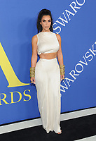 BROOKLYN, NY - JUNE 4: Kim Kardashian West at the 2018 CFDA Fashion Awards at the Brooklyn Museum in New York City on June 4, 2018. <br /> CAP/MPI/JP<br /> &copy;JP/MPI/Capital Pictures