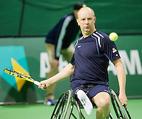 14-02-13, Tennis, Rotterdam, ABNAMROWTT, Ronald Vink