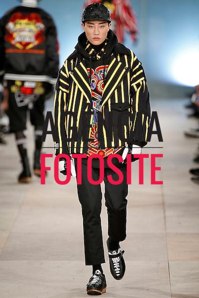 KTZ<br /> <br /> Londres Masculino - Inverno 2016<br /> <br /> <br /> foto: FOTOSITE
