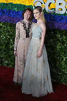 09 June 2019 - New York, NY - Rachel Sussman and Rachel Brosnahan. 73rd Annual Tony Awards 2019 held at Radio City Music Hall in Rockefeller Center. Photo Credit: LJ Fotos/AdMedia