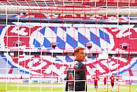 13th June 2020, Allianz Erena, Munich, Germany; Bundesliga football, Bayern Munich versus Borussia Moenchengladbach; Manuel NEUER, FCB