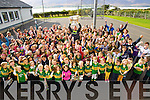 Kieran Donaghy brought the Sam Maguire to the Spa National School on Friday.
