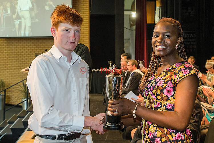 King's College Senior Prizegiving 2016, Wednesday, December 07, 2016.Photo: David Rowland / One-Image.com