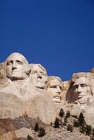 Mt. Rushmore National Memorial. Black Hills, South Dakota.