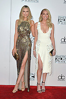 LOS ANGELES, CA - NOVEMBER 20: Sara Foster and Erin Foster at the 44th Annual American Music Awards at the Microsoft Theatre in Los Angeles, California on November 20, 2016. Credit: Koi Sojer/Snap'N U Photos/MediaPunch