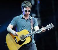 July 5, 2012: Noel Gallagher's High Flying Birds in concert at the 2012 Heineken Jammin' Festival in Milan, Italy. Credit: Flavio Lo Scalzo/AGF/MediaPunch Inc. ***NO ITALY*** *NORTEPHOTO.COM*<br /> **CREDITO*OBLIGATORIO** <br /> **No*Venta*A*Terceros**<br /> **No*Sale*So*third**<br /> *** No*Se*Permite Hacer Archivo**<br /> **No*Sale*So*third**