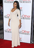 "WESTWOOD, LOS ANGELES, CA, USA - APRIL 21: Nicki Minaj arrives at the Los Angeles Premiere Of Twentieth Century Fox's ""The Other Woman"" held at the Regency Village Theatre on April 21, 2014 in Westwood, Los Angeles, California, United States. (Photo by Xavier Collin/Celebrity Monitor)"
