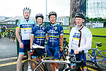 At the Emmett's Scenic Challenge Sportive Cycle in Listowel were Pat O'Sullivan, Geraldine Gallagher, Moira Fitzmaurice and Sean McCarthy