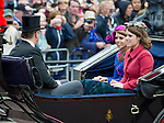 "PRINCESSES BEATRICE, EUGENIE AND DAD PRINCE ANDREW.TROOPING THE COLOUR_Duke of Edinburgh Makes 1st Appearance since being hospitalised.The event marks the Queen's Official Birthday, The Mall, London_16th May 2012.Photo Credit: ©Dias/DIASIMAGES..**ALL FEES PAYABLE TO: ""NEWSPIX INTERNATIONAL""**..PHOTO CREDIT MANDATORY!!: NEWSPIX INTERNATIONAL..IMMEDIATE CONFIRMATION OF USAGE REQUIRED:.Newspix International, 31 Chinnery Hill, Bishop's Stortford, ENGLAND CM23 3PS.Tel:+441279 324672  ; Fax: +441279656877.Mobile:  0777568 1153.e-mail: info@newspixinternational.co.uk"