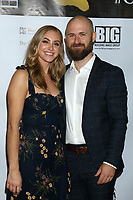 LOS ANGELES - SEP 26:  Jessica Sipos, Husband at the 2019 Catalina Film Festival - Thursday - Dark Harbor World Premiere at the Queen Mary on September 26, 2019 in Long Beach, CA