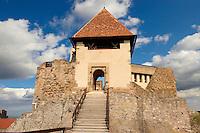 Visegrad Castle in the sky ( Visegrádi Vár - Fellegvár], Hungary