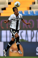 Bruno Alves of Parma during the Serie A football match between Parma Calcio and Atalanta BC at Ennio Tardini stadium in Parma (Italy), July 28th, 2020. Play resumes behind closed doors following the outbreak of the coronavirus disease. Photo Andrea Staccioli / Insidefoto