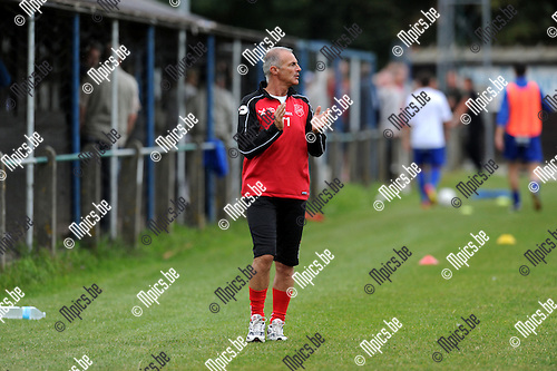 2012-07-31 / Voetbal / seizoen 2012-2013 / Mariekerke / Marc Behiels..Foto: Mpics.be