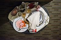 Roomservice, Hotel Casa Grande, Delicias, Chihuahua, Mexico