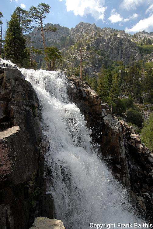 Eagle Falls at Emerald Bay, Lake Tahoe, CA