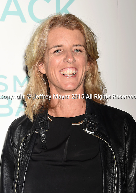 HOLLYWOOD, CA - OCTOBER 21: Documentary filmmaker Rory Kennedy arrives at the premiere of Broad Green Pictures' 'I Smile Back' at ArcLight Cinemas on October 21, 2015 in Hollywood, California.