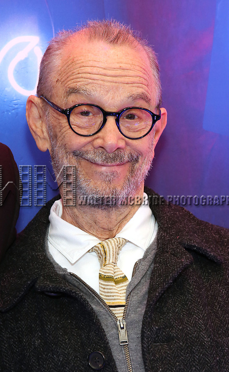 """Joel Grey attends the Broadway Opening Night Arrivals for """"Angels In America"""" - Part One and Part Two at the Neil Simon Theatre on March 25, 2018 in New York City."""