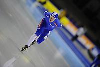 SCHAATSEN: HEERENVEEN: Thialf, KPN NK Allround, 04-02-2012, 5000m Heren, Ben Jongejan, ©foto: Martin de Jong