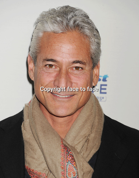 Greg Louganis attends the Gold Meets Gold Event, held at the Equinox Sports Club Flagship West Los Angeles location on Saturday, January 12, 2013 in Los Angeles, California...Credit: Mayer/face to face - No Rights for USA and Canada -