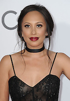 www.acepixs.com<br /> <br /> January 18 2017, LA<br /> <br /> Cheryl Burke arriving at the People's Choice Awards 2017 at the Microsoft Theater on January 18, 2017 in Los Angeles, California.<br /> <br /> By Line: Peter West/ACE Pictures<br /> <br /> <br /> ACE Pictures Inc<br /> Tel: 6467670430<br /> Email: info@acepixs.com<br /> www.acepixs.com