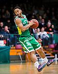 S&ouml;dert&auml;lje 2015-02-07 Basket Basketligan S&ouml;dert&auml;lje Kings - Bor&aring;s Basket :  <br /> S&ouml;dert&auml;lje Kings John Roberson i aktion under matchen mellan S&ouml;dert&auml;lje Kings och Bor&aring;s Basket <br /> (Foto: Kenta J&ouml;nsson) Nyckelord:  S&ouml;dert&auml;lje Kings SBBK T&auml;ljehallen Bor&aring;s Basket portr&auml;tt portrait