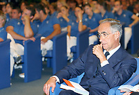 2008-07-07 Coni: Presentazione degli atleti italiani che parteciperanno alle prossime Olimpiadi di Pechino<br /> Franco Carraro<br /> Photo Serena Cremaschi Inside