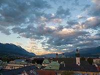 Panorama von Innsbruck, Tirol, &Ouml;sterreich, Europa<br /> Panorama of  Innsbruck, Tyrol, Austria, Europe