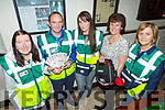 At the launch of the Blennerville/Derrymore Community First Responders in Quanes, Blennerville on Friday night were l-r: Beatrice O'Sullivan, Michael Sheehan, Rosalie Scanlon, Debbie and Kay O'Connor.
