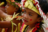 the very traditional Yapese during a ceremony, Yap Micronesia a small island in the Pacific between Guam and Palau the land of the stone money