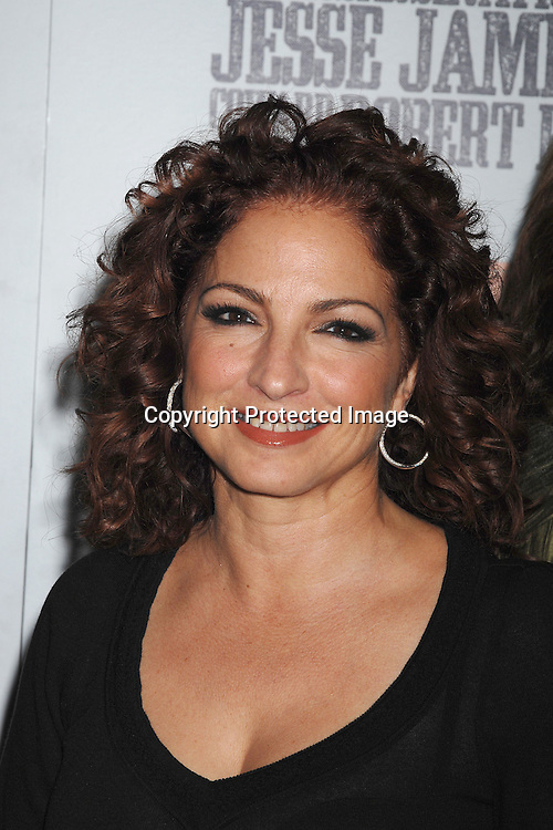 "Gloria Estefan..arriving at The US Premiere of""The Assassination of Jesse ..James by the Coward Robert Ford"" on September 18, 2007 at The Ziegfeld Theatre in New York. ..Robin Platzer, Twin Images....212-935-0770"