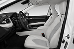 Front seat view of a 2018 Toyota Camry SE Auto 4 Door Sedan front seat car photos