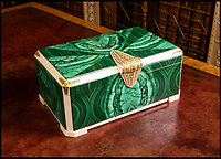 Churchill's million pound cigar box gift.
