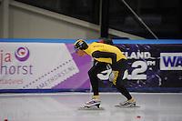 SCHAATSEN: LEEUWARDEN, 22-10-2016, Elfstedenhal,  KNSB Trainingswedstrijden, Patrick Roest, ©foto Martin de Jong