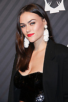 NEW YORK, NY - DECEMBER 5: Myla Dalbesio at the 2017 Sports Illustrated Sportsperson Of The Year Awards at Barclays Center on December 5, 2017 in New York City. Credit: Diego Corredor/MediaPunch /NortePhoto.com NORTEPHOTOMEXICO