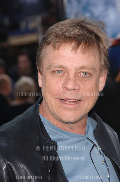 """Actor MARK HAMILL at the world premiere of """"Superman Returns"""" in Los Angeles..June 21, 2006  Los Angeles, CA.© 2006 Paul Smith / Featureflash"""