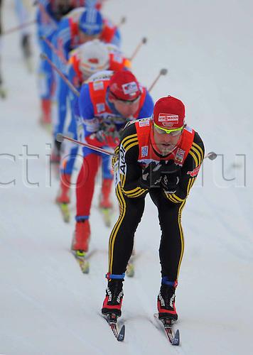 02 01 2010  Nordic Skiing Cross-country skiing Oberhof 02 01 2010 Tour de Ski 15 km classic men Axel Teichmann ger Tour de Ski Nordic Skiing Cross-country skiing men World Cup 2009 2010 Oberhof