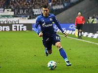 Yevhen Konoplyanka (FC Schalke 04) - 16.12.2017: Eintracht Frankfurt vs. FC Schalke 04, Commerzbank Arena, 17. Spieltag Bundesliga