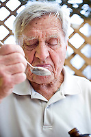 Pops Peterson takes cod liver oil everyday.