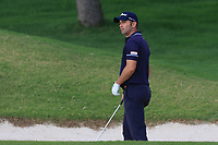 Ricardo Santos (POR) on the 9th during Round 1 of the Challenge Tour Grand Final 2019 at Club de Golf Alcanada, Port d'Alcúdia, Mallorca, Spain on Thursday 7th November 2019.<br /> Picture:  Thos Caffrey / Golffile<br /> <br /> All photo usage must carry mandatory copyright credit (© Golffile | Thos Caffrey)