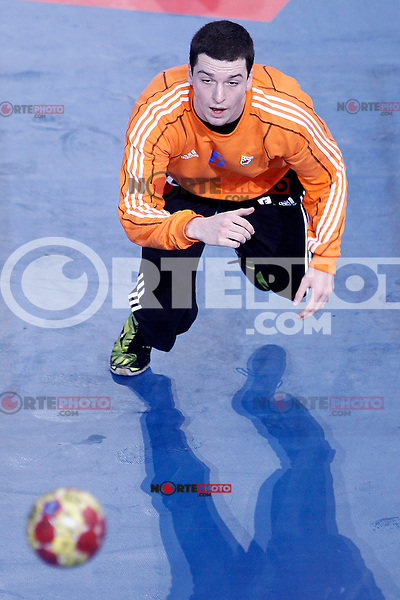 Croatia's Filip Ivic during 23rd Men's Handball World Championship preliminary round match.January 12 ,2013. (ALTERPHOTOS/Acero)