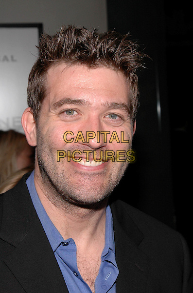 "CRAIG BIERKO.The New York premiere of her new film, ""Cinderella Man"" at the Loews Lincoln Square Theater,New York, New Yor.June 1st, 2005.Photo Credit: Patti Ouderkirk/AdMedia.headshot portrait stubble facialhair.www.capitalpictures.com.sales@capitalpictures.com.© Capital Pictures."