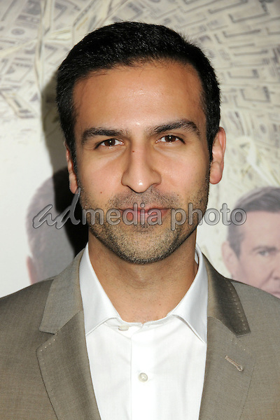 """29 October 2015 - Culver City, California - Muhammad Saad Siddiqui. """"The Art Of More"""" Series Premiere held at Sony Pictures Studios. Photo Credit: Byron Purvis/AdMedia"""