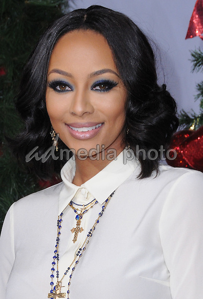 "03 November 2016 - Westwood, California. Keri Hilson. Premiere Of Universal's ""Almost Christmas"" held at Regency Village Theatre. Photo Credit: Birdie Thompson/AdMedia"