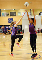 17.08.2017 Silver Ferns Maria Tutaia during the Silver Ferns training in Auckland. Mandatory Photo Credit ©Michael Bradley.