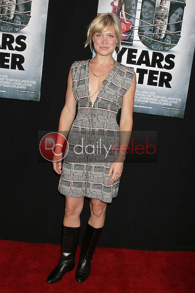 Kira Pozehl<br />at the Los Angeles Sneak Peek Screening of 'Ten Years Later'. Majestic Crest Theatre, Los Angeles, CA. 07-16-09<br />Dave Edwards/DailyCeleb.com 818-249-4998