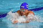 Craig BENSON (SCO) in the mens 200m . Swimming finals. XXI Commonwealth games. Optus Aquatics Centre. Gold Coast 2018. Queensland. Australia. 05/04/2018. ~ MANDATORY CREDIT Garry Bowden/SIPPA - NO UNAUTHORISED USE - +44 7837 394578